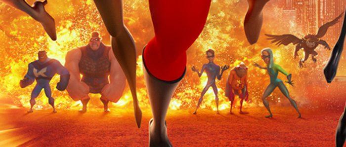 Superwannabes Incredibles 2