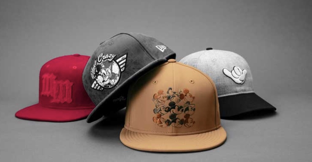 New Era Releases Hats For Mickeys 90th Birthday