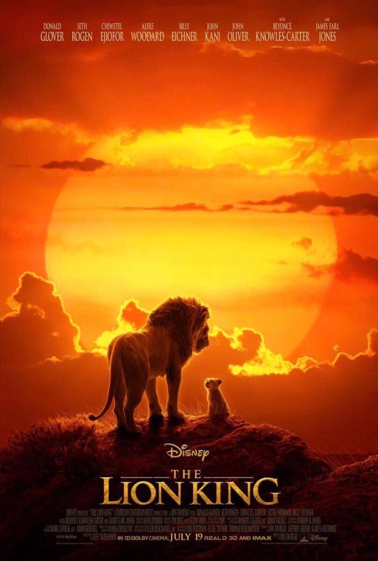 new trailer for  u201cthe lion king u201d shows first look  u201ccircle