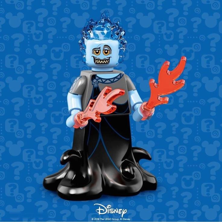 LEGO Unveils Second Series Of Disney Minifigures