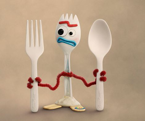 Forky Asks Questions