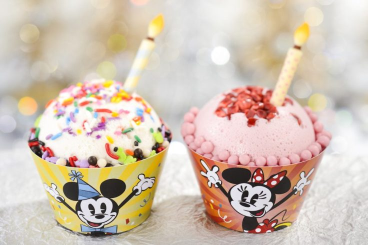 Mickey Mouse's Celebration Cake
