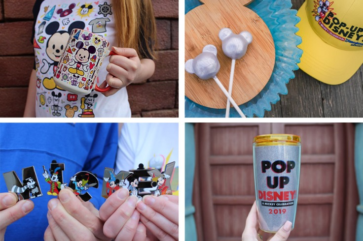 Pop-Up Disney! A Mickey Celebration