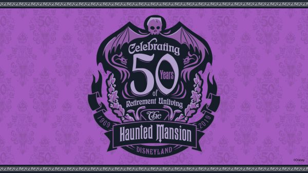 Haunted Mansion 50th Party