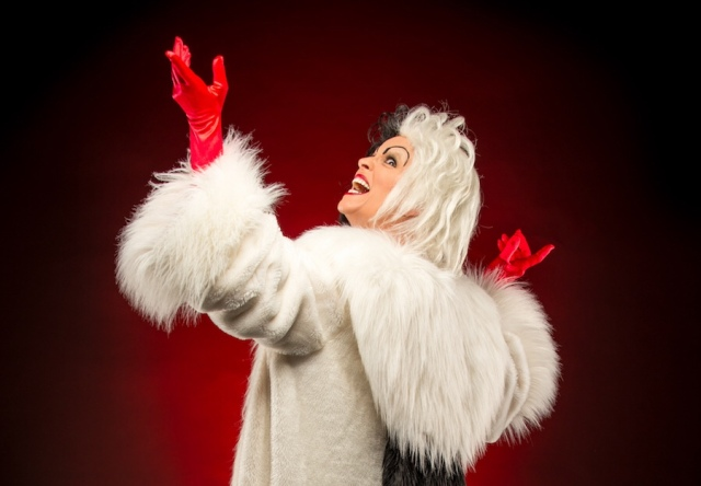 Cruella's Halloween Hide-a-Way Upcharge Offering Coming to Mickey's Not-So-Scary Halloween Party