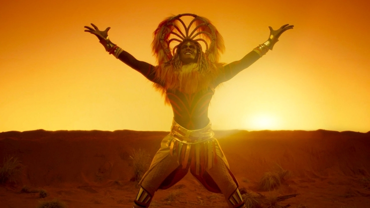 The Lion King Rhythms of the Pride Lands