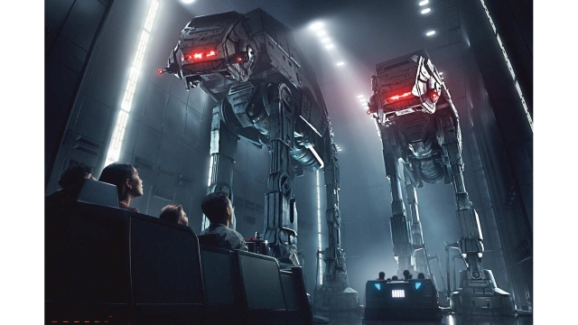 """Disney Releases Timeline for Opening of """"Star Wars: Rise of the Resistance"""" Attraction on Both Coasts"""
