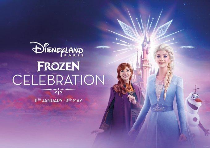 DLP Frozen Celebration