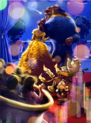 Enchanted Tale of Beauty and the Beast TDR