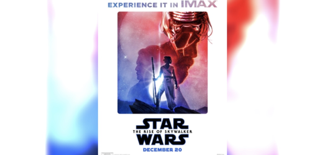 Imax Releases Star Wars The Rise Of Skywalker Poster Prospective Pixie Dust