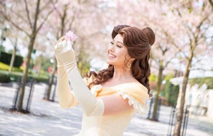 Belle Shanghai Cherry Blossom