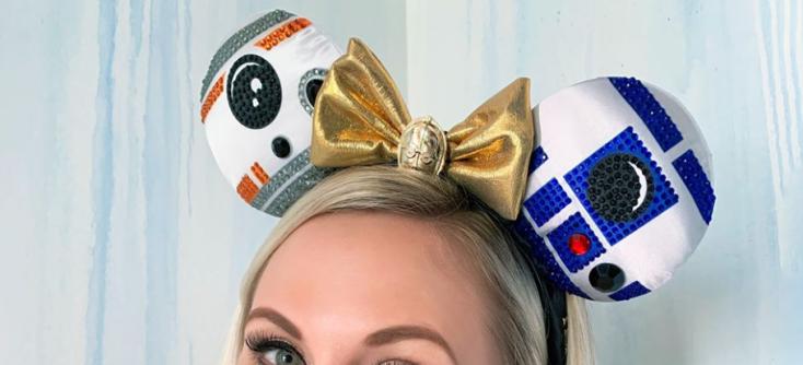 Her Universe Minnie Designer Ears