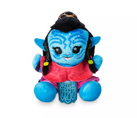 The Shaman of Songs Disney Parks Wishables Plush Pandora The World of Avatar Series