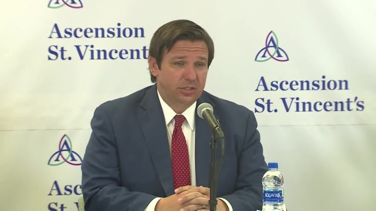 Ron Desantis Jacksonville May 15