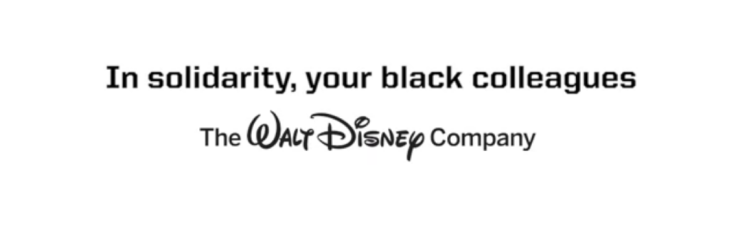 Disney BLM