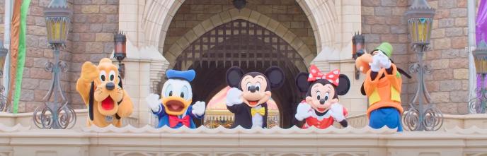 Tokyo Disney Reopening