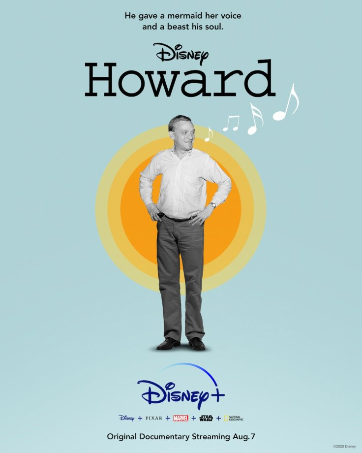 Howard Disney Plus Poster
